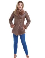 Haina de blana pentru femei model Roxana Bej