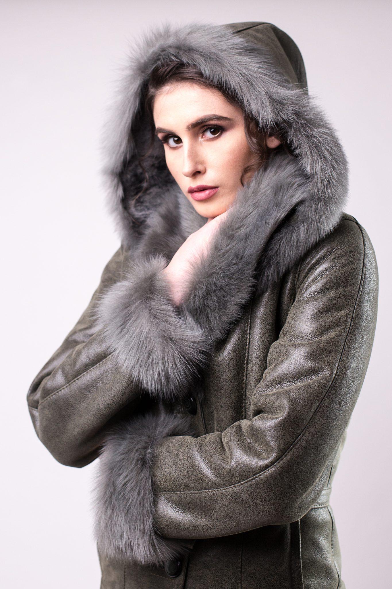 haina de blana pentru femei cod 20 oliv