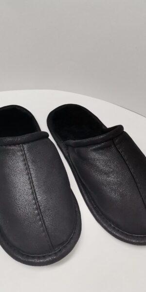 Papuci de casa pentru Barbati – cod 38 negru