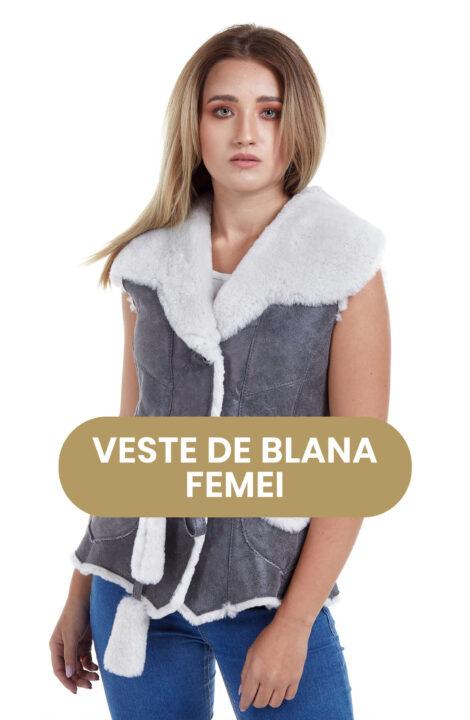 Vesta de blana Betea Impex